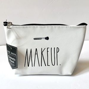 Rae Dunn MAKEUP Cosmetic Pouch